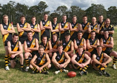 1st Grade Premiers 2007