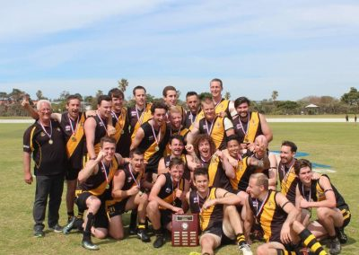 Division 2 Premiership Team in 2018