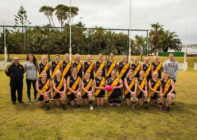 Womens AFL Premiership Team 2018