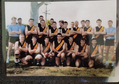 BAFC 1st Grade 1993
