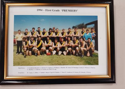 First Grade Premiers 1994