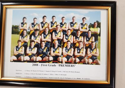 First Grade Premiers 2008