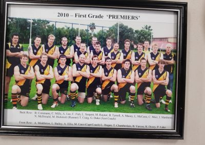 First Grade Premiers 2010