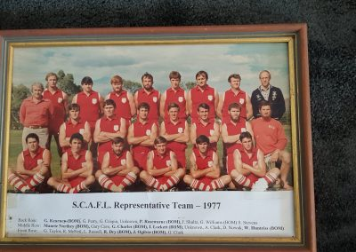 SCAFL Representative Team 1977